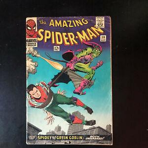 Amazing Spider-Man #39 Green Goblin