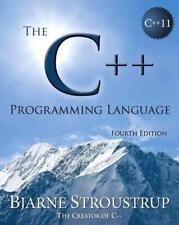 The C++ Programming Language von Bjarne Stroustrup (2013, Taschenbuch)