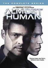 Almost Human: The Complete Series (DVD, 2014, 3-Disc Set)
