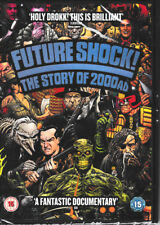 Future Shock!  The Story of 2000AD - Holy Drokk! This is Brilliant - Brand New