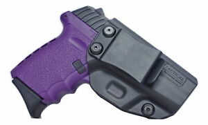 Tactical Scorpion Concealed IWB Inside Pants Holster: Fits SCCY 9MM CPX1 CPX2