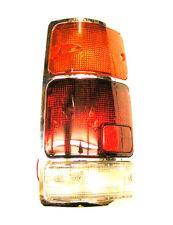 ISUZU D-MAX PICKUP tfs54 2.5 LAMPADA POSTERIORE TAIL LH FINO A > 11/1996 (supporto cromato)