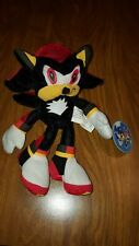 Toy Network Sega Sonic the Hedgehog Shadow Plushes w/tags
