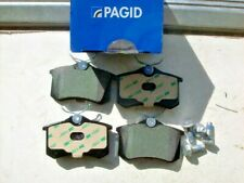 VW BEETLE BRAKE PADS