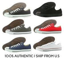 100 authentic converse chuck taylor all star canvas multi colors low no box - All Converse Colors