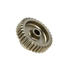 2X(Best Sale 48DP 3.175mm 32T Motor Pinion Gear for RC Car Brushed Brushles P8R6