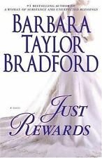 NEW - Just Rewards (Harte Family Saga) by Bradford, Barbara Taylor