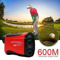 UNI-T LM600 Optical Golf Laser RangeFinder 7X Monocular Telescope Distance Meter
