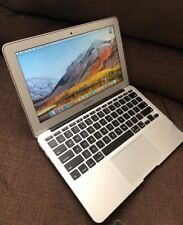"APPLE MACBOOK AIR 11"" MID 2015 i5 1.6 GHZ 4GB 128 SSD Office Final Cut Logic. X"