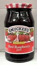 Smucker's Seedless Red Raspberry Jam 18 oz Smuckers