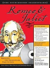 Romeo and Juliet (The Sourcebooks Shakespeare; Book & CD), William Shakespeare,