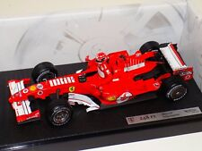 1/18 HotWheels Ferrari 248 F1 Michael Schumacher customized