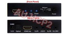 HDMI PCM 7.1 5.1 Surround Sound Optical Audio Decoder