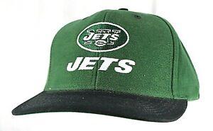 NY Jets Green/Black NFL Baseball Cap SnapBack