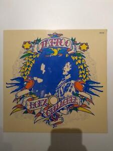 Rory Gallagher Tattoo original   rare