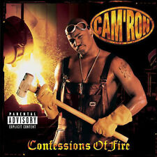 Cam'Ron - confessions of fire (CD , Columbia 1998 - USA ) Brand New