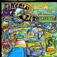 Lincoln St. exit-Drive it + 4 bonus tracks (EE. UU. 1972) New LP-Re-release