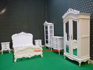 Chatelet®  Bedroom set ~ With Any size Any Color bed ~ Not Rococo