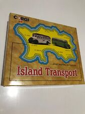Corgi Island Transport 97741 x2 Jersey Bedford OB Coaches Mint
