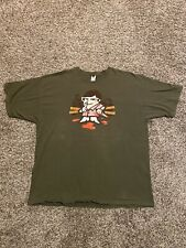 Dexters Lab/ Dexter teefury Mens 2XL Crossover Graphic Tee