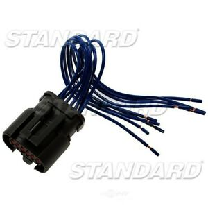 Connector/Pigtail -STANDARD IGNITION S801- WIRE TERMINALS/BOOTS