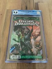 Death Metal Legends of the Dark Knights #1  CGC 9.8