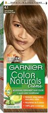 GARNIER COLOR NATURALS CREME NOURISHING PERMANENT HAIR COLOR 6.1 DARK ASH BLONDE