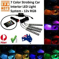 RPM-Moto 7 Color LED Car Interior R/Control Lighting Kit Mazda Millenia R100