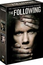 The Following - Season Series 1 & 2  DVD Box Set R4 New Sealed