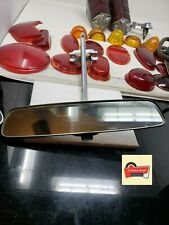 Vintage Car/ truck Rear View Mirror 1940's 1950s Glare Proof Guide chevy olds GM