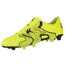 Adidas Rendimiento Hombre X15.1 Fg / Ag Suelo Botas de Piel para Fútbol