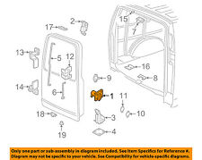 GM OEM Lock-BACK DOOR-Control Assembly 20920593