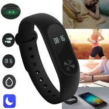 Relógio inteligente Pulseira Pulseira M2 rastreador de batimento cardíaco monitor de sono