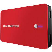 Monster carga rápida Banco de alimentación Cargador portátil 10000mAh para todos los dispositivos móviles