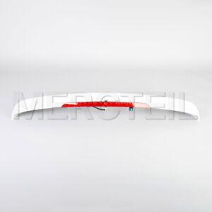GENUINE MERCEDES-BENZ GLS X166 REAR LID SPOILER A1667900988