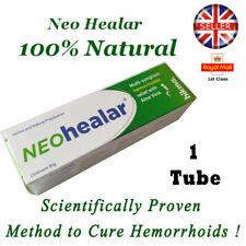NEO HEALAR NATURAL HEMORRHOID HAEMORHHOID PILES CREAM OINTMENT REMEDY TREATMENT