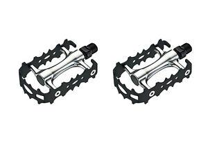 VP Components VP-195E - Alloy Pedals - Black