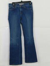 J Brand BOOT LEG Blue Denim Mid Rise  Jeans Size 27 Dark wash