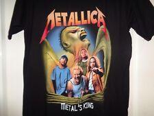 METALLICA  T Shirt  X-LARGE