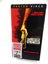Hillside Strangler VHS 2004 C. Thomas Howell / Nicholas Turturro Serial Killers