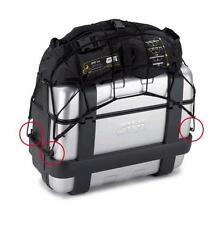GIVI Crochet de fixation E125 pour Filet à bagages Pour la Case Monokey
