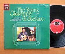 RLS 756 The Young Giuseppe Di Stefano 1944-1957 Gatefold 2xLP + insert NM/EX