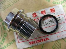 Honda CB 750 four k0-k6, k7 horquilla tapones gabelholmschraube incl. o-Ring