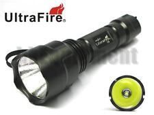 UltraFire G700 LED 18650 Tractical Flashlight