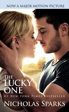 The Lucky One by Nicholas Sparks (2012, Paperback, Movie Tie-In)