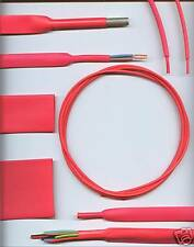 50.8mm RED HEATSHRINK TUBING HEAT SHRINK per half mtr