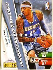 NBA Adrenalyn XL 2011 - Carmelo Anthony #053 - Denver