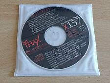 HIT TRAX (MARIAH CAREY, FOO FIGHTERS,TEARS FOR FEARS) - CD PROMO COMPILATION