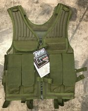 BLACKHAWK Military OMEGA Elite Tactical Vest Army Weste oliv od green Gr. 3
