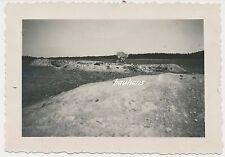 Foto Handgranaten-Übungsstand  1938  (G140)